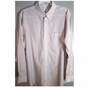 Brooks Brothers 346 men's button down shirt